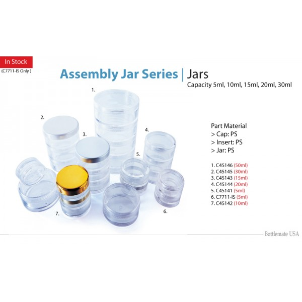 C45141 Series Assembly Jars