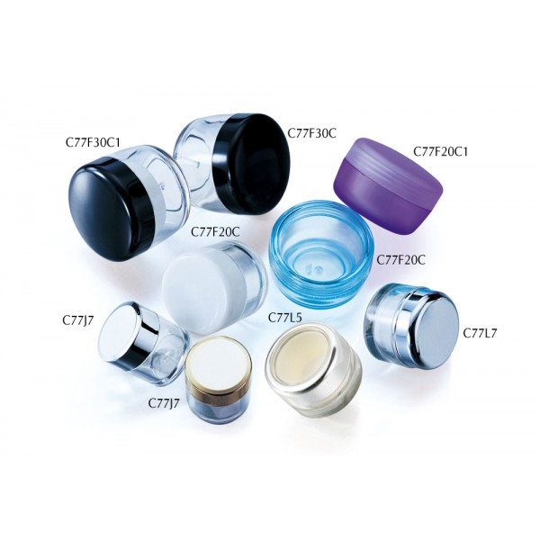 C77 Series Assorted Jars